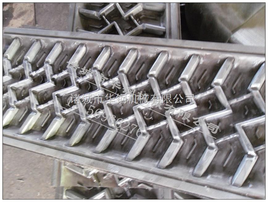 00-20-工程轮胎花纹平板模具