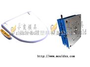 浙江模具公司、电动马桶盖板注塑模具、开模