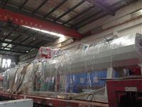50-200张家港市华德机械pe50-200塑料管材挤出机生产线辅机真空定径箱
