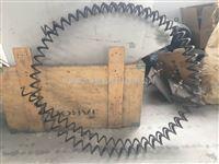 直径45mm*螺距37mm张家港市华德机械pvc锥双主机弹簧上料机配件扁弹簧圆弹簧按米卖
