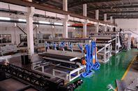中空建筑模板生产线