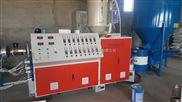 張家港市華德機械50-250mpp電力電纜管頂管75/33單螺桿塑料管材擠出機生產線大優惠