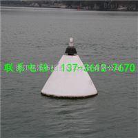 FT140*140湘江航道侧面标高分子禁航浮标产品