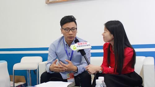 CHINAPLAS 2016:专访华星塑机总经理林健波
