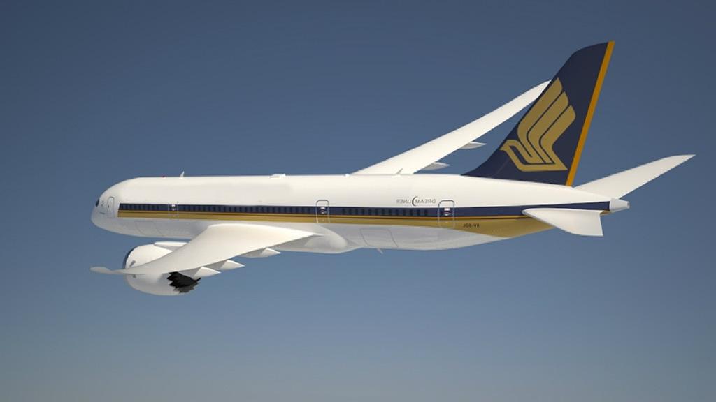 使用这种技术制造出来的飞机,能够承受住飞机在运行当中的剧烈